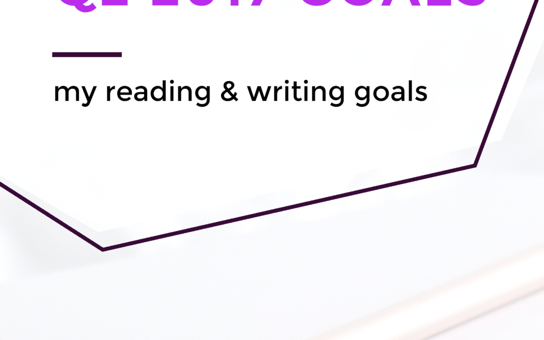 For the Love of Word: Q2 Goals