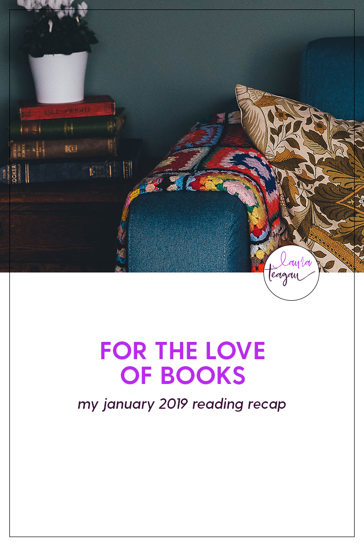 For the Love of Books: January 2019