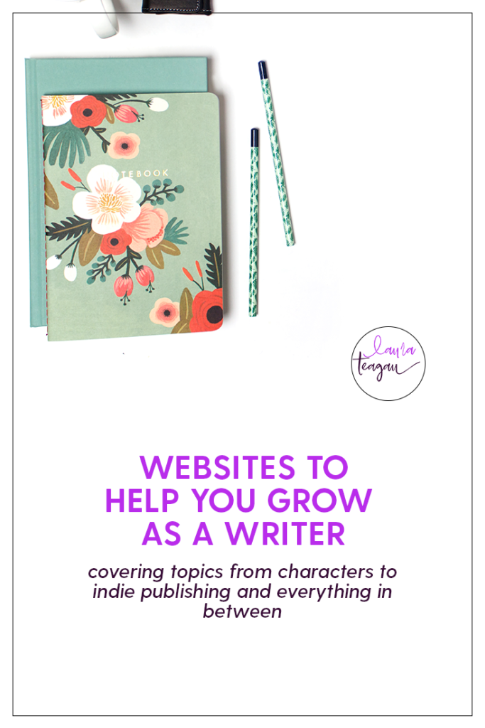 Websites to Help You Grow as a Writer