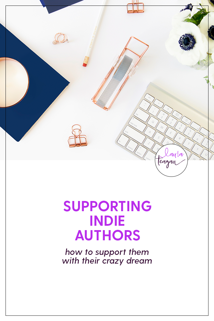 Supporting Indie Authors
