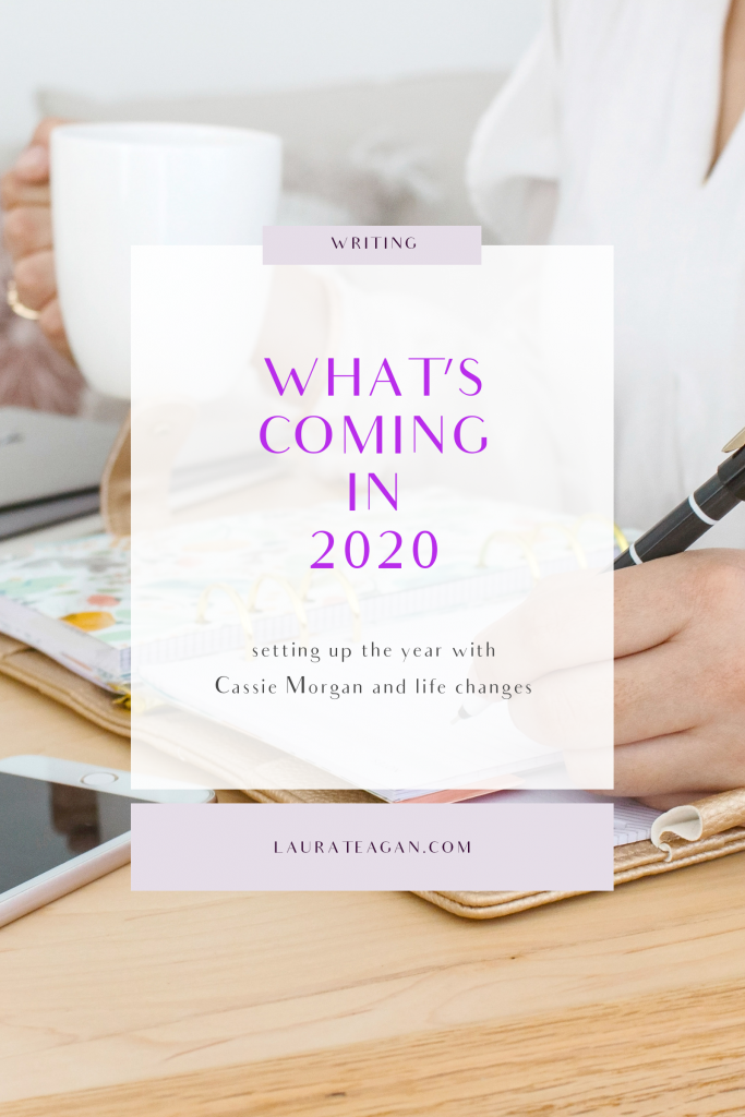 What's Coming in 2020