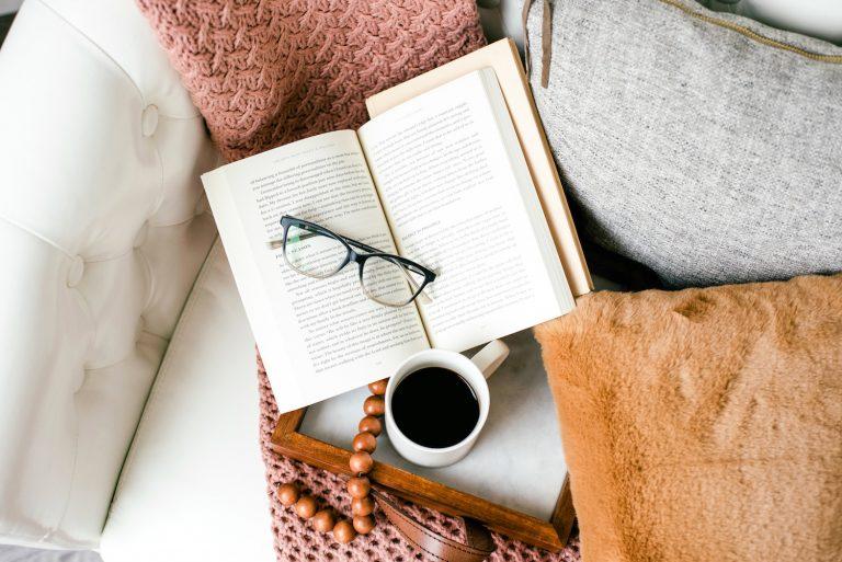 For the Love of Reading: November 2019