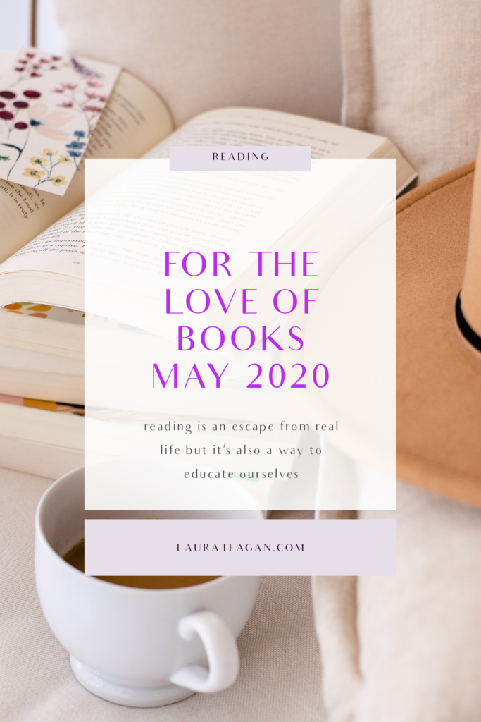 For the Love of Books: May 2020